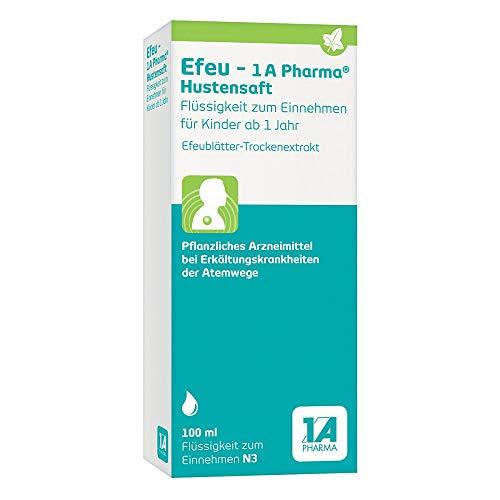 EFEU 1A Pharma Hustensaft 100 ml
