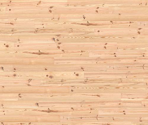 HORI® Massivholzdiele Seekiefer astig Landhausdiele 1-Stab mit Fase unbehandelt I für 24,90 €/m²