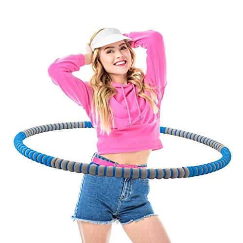 Creatck Fitness Exercise Hoop, Ring Reifen Erwachsene Zur...