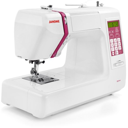Janome DC5100 Computerized Sewing Machine with Hard Cover