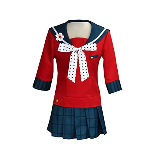 Disfraz de Harukawa Maki para mujer, disfraz de marinero escolar, uniforme de Halloween, fiesta, Harukawa Maki, M