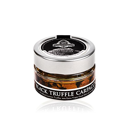 Schwarze Trüffel Carpaccio Erste Qualität 106 ml.
