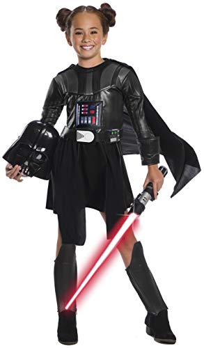 Darth Vader Costume for Girls