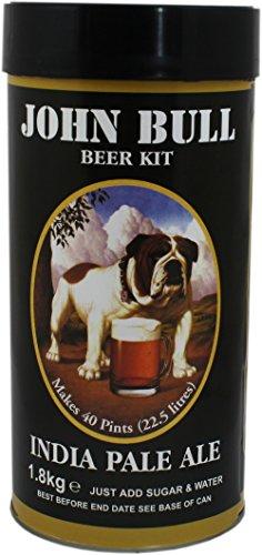 John Bull IPA India Pale Ale Home Brew Beer Kit - Makes 40 Pints!