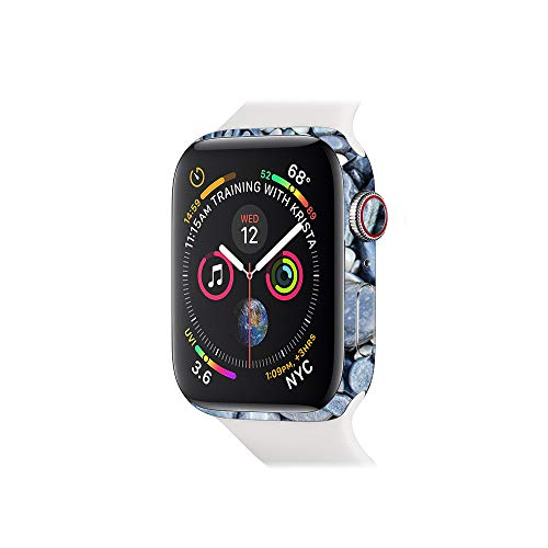 MightySkins Skin Compatible with Apple Watch Series 4 & 5 & 6 40mm - Rocks Protective, Durable, and Unique Vinyl Decal wrap Cover Easy to Apply, Remove, and Change Styles Made in The USA