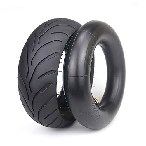 LISTAR 90/60-6.5 Tire and Inner Tube Set for 38-49cc Mini Pocket Rocket Dirt Pit Bike Scooter