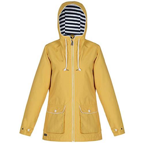 Women's Stormsuit Coat Sun Block Color Quick-Drying Waterproof Outdoor Jacket E-Scenery