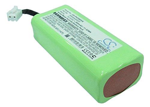 CS-PHC880VX Batería 800mAh Compatible con Philips FC8800, F