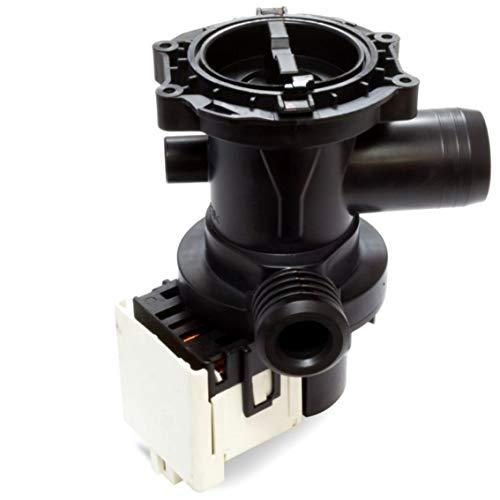 Pompa Scarico Acqua Lavatrice Con Filtro Ariston Indesit Hotpoint