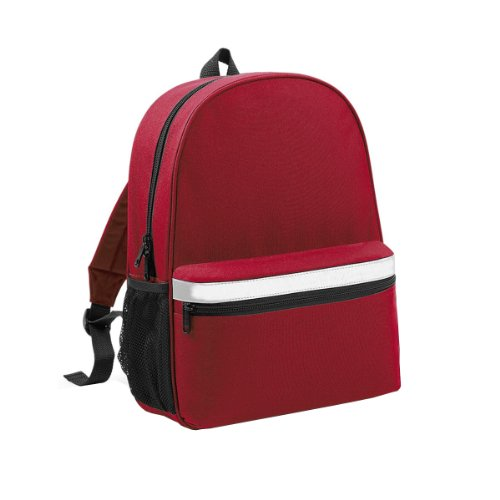Quadra Junior Kinder Rucksack, 10 Liter (One Size) (Rot)