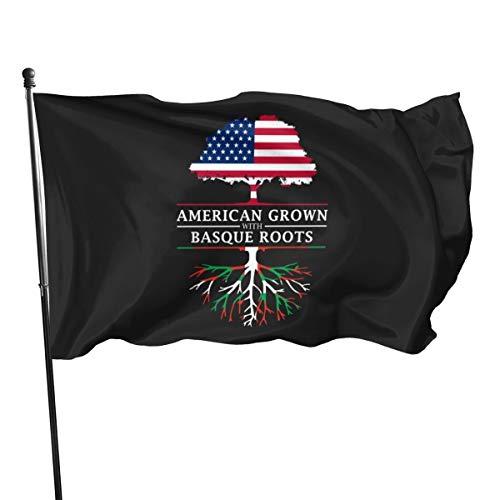 Generic Brands Flagge mit baskischen Wurzeln