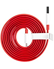 OnePlus Dash Charge Type-C Cable - 150cm, Red
