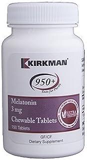 Kirkman Labs - Melatonin 3 mg 150 chews