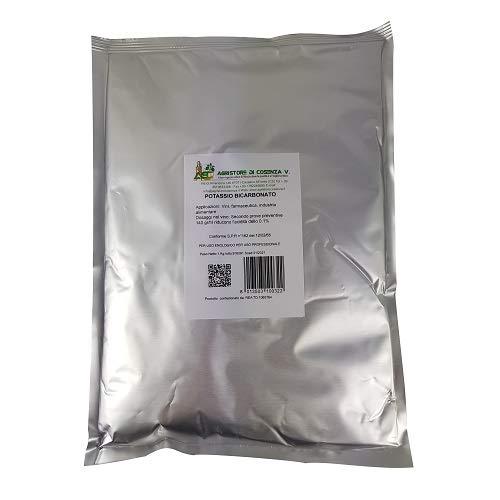 Franke Bicarbonato di Potassio 1 kg disacidificante per Vino