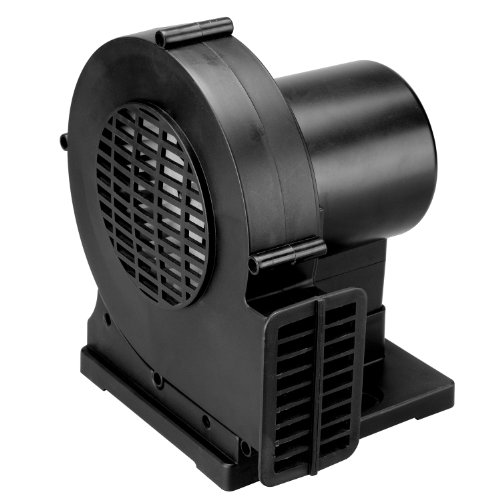 XPOWER BR-2C01A 1/8-HP 120-CFM Indoor/Outdoor Inflatable Blower, 0.8-Amp