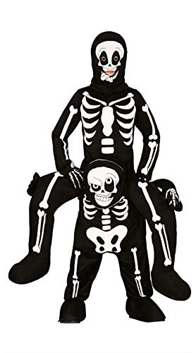 FIESTAS GUIRCA Disfraz Let me go Esqueleto Infantil niña d814:d2924talla 5-6 años