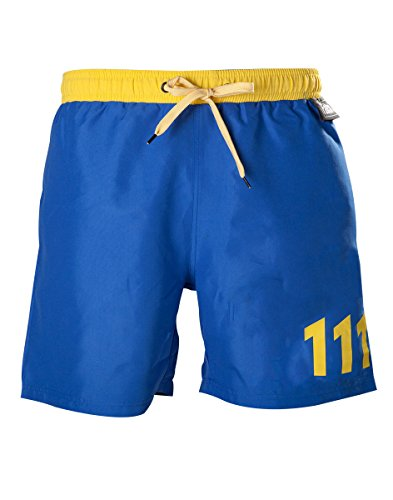 Bioworld Difuzed Fallout 4 - Vault 111 Badehose M