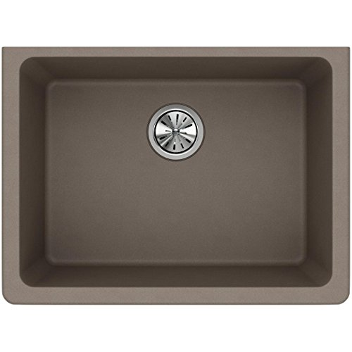 elkay top mount granite sink - 8
