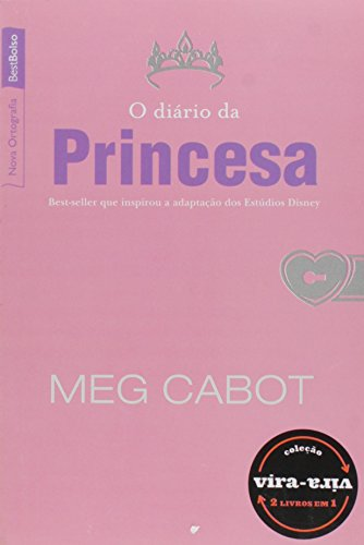 Vira-Vira Saraiva - Diario Da Princesa / Princesa Sob Os Refletores