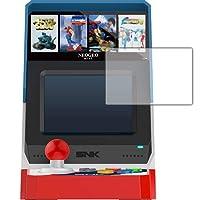 PDA工房 NEOGEO mini キズ自己修復 保護 フィルム 光沢 日本製