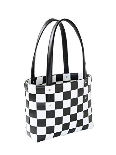 Kobolo Tasche Einkaufstasche Einkaufskorb Kunststoff Shopper Lockardi Monaco MIDI