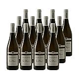 Vin de Savoie Les Abymes Blanc 2019 - Philippe et Sylvain Ravier - Vin AOC Blanc de Savoie - Bugey - Lot de 12x75cl - Cépage Jacquère