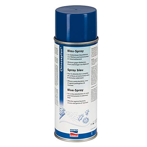 Kerbl 15890 Blue Spray, 200mL