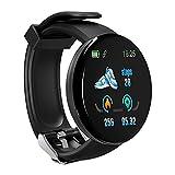 Orologi digitali Orologio pedometro sportivo da donna Orologio rotondo Bluetooth Fitness Tracker Orologio da uomo per la pressione sanguigna per apple oppo Android IOS Sport