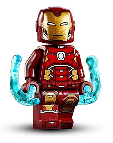LEGO Superheroes: Iron Man with Power Blasts
