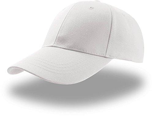 Atlantis Zoom Cap, One Size, White