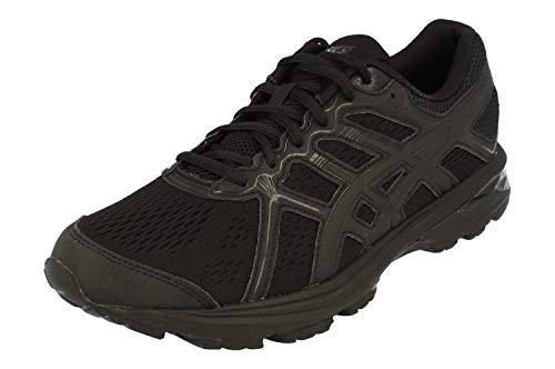 Asics GT-Xpress Hombre Running Trainers 1011A143 Sneakers Zapatos (UK 13 US 14 EU 49, Black Black 002)