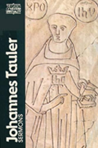Tauler, J: Sermons (Classics of Western Spirituality)
