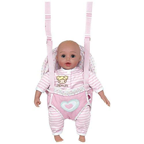 toizz 2015301038cm Rosa Adora Giggle Tiempo Babies Boy Doll , color/modelo surtido