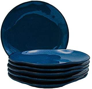 Tuxton Home THGAN006-6B Artisan Dinner Plate, 10.25-Inch, Night Sky Blue