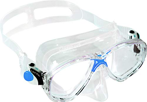 Máscara de Mergulho Silicone Marea Cressi - Azul