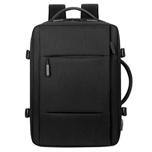 Laptop Backpack Outdoor Travel Casual Backpack Large Lightweight College High School Bag for Boy Men Women with USB Charging Port (Color : B)