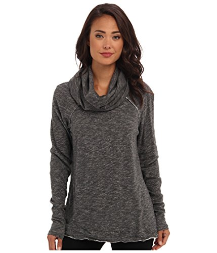 Free People Cocoon Cowl Pullover Charcoal MD/LG (Women's 8-12)