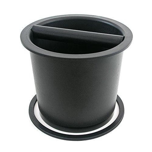 Espresso Parts Barista Basics 6' Round Knockbox (Closed Bottom)