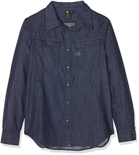 G-STAR RAW jongens Sp12006 Ls Shirt Bluse