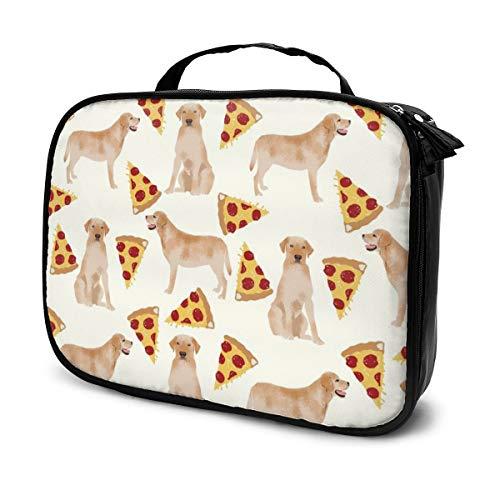 Labrador Retriever Perros Pizza Dog 7.5