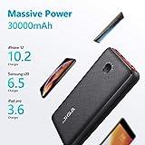 Zoom IMG-1 jiga powerbank caricabatterie portatile da