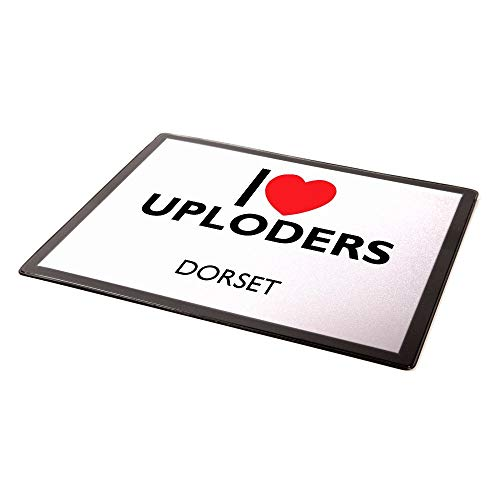 Mauspad – I Love Uploders – Dorset