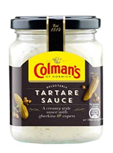 Colmans Tartare Sauce 144 g