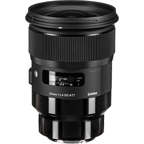 Sigma 24mm f/1.4 DG HSM Art Lens for Leica L-Mount...