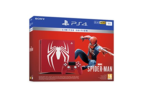 PlayStation 4 1TB Marvel's Spider-Man Limited Edition [Limited Bundle]