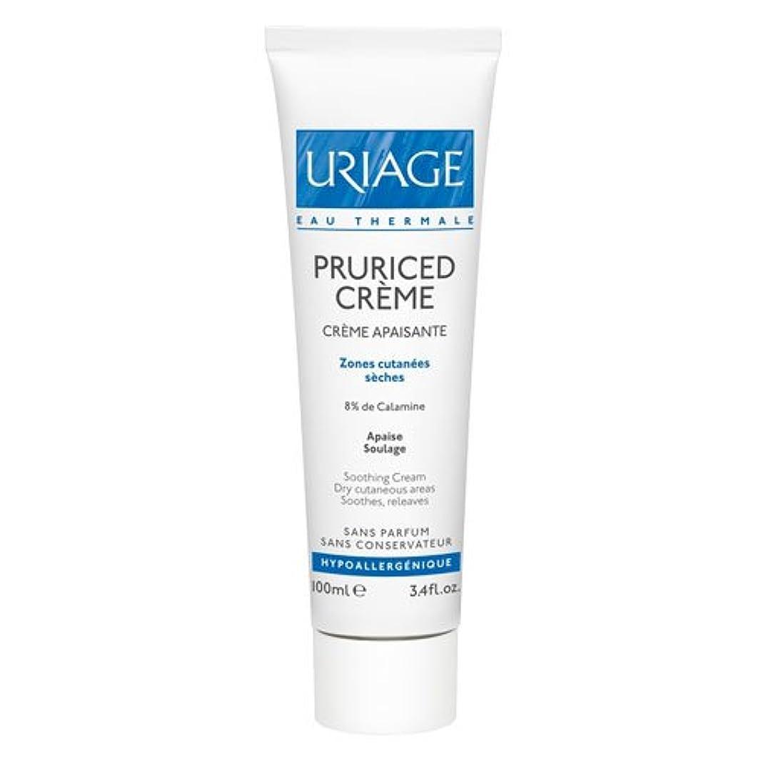 噴水マーキング微視的Uriage Pruriced Cream 100ml [並行輸入品]