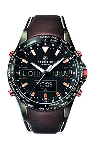 Accurist Reloj de Pulsera 7101.01