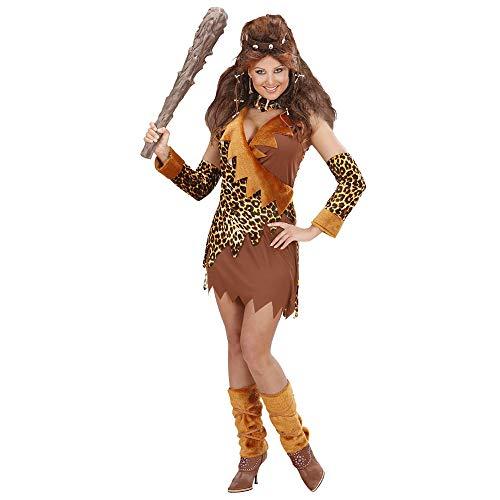 Costume Cavernicola, Età della Pietra, Selvaggia, Donna della Giungla - Taglia M