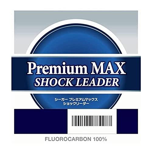 クレハ(KUREHA) リーダー シーガー プレミアムマックス ショックリーダー50m 49lb 12号