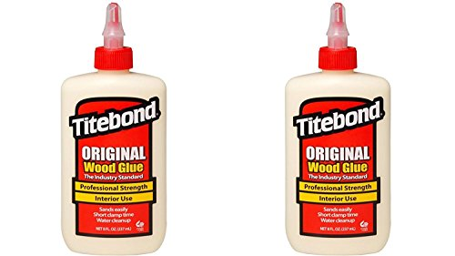 Franklin International 5063 Titebond Original Wood Glue, 8-Ounce 2-Pack